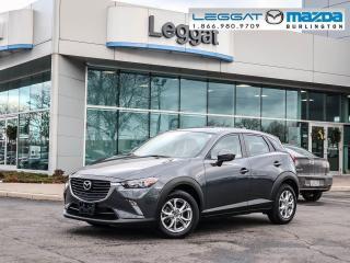Used 2017 Mazda CX-3 GS for sale in Burlington, ON