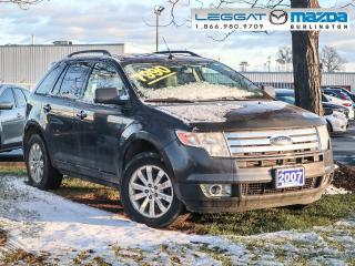 Used 2007 Ford Edge SEL-ALL WHEEL DRIVE, 3.5L V6 for sale in Burlington, ON