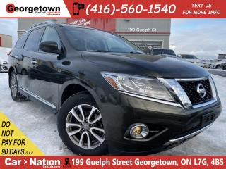 Used 2015 Nissan Pathfinder SL | 4WD | NAVI | 360CAM | PANO ROOF | LEATHER | for sale in Georgetown, ON