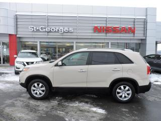 Used 2011 Kia Sorento Traction intégrale 4 portes, I4 boîte au for sale in St-Georges, QC