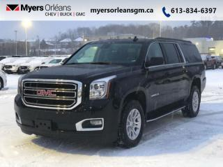 New 2020 GMC Yukon XL SLT  - Leather Seats -  Heated Seats for sale in Orleans, ON
