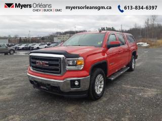 Used 2015 GMC Sierra 1500 SLE  MATCHING CAP W CARPETED CARGO BED! for sale in Orleans, ON