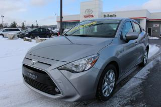 Used 2016 Toyota Yaris MAGS SIEGES CHAUFFANTS CAMERA RECUL BLUETOOTH for sale in St-Basile-le-Grand, QC