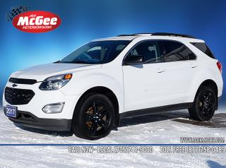 Used 2017 Chevrolet Equinox 1LT 2.4L, Htd Ltr Bkts, Sunroof, NAV, Premium Audio, 18