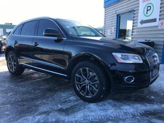 Used 2014 Audi Q5 3.0L TDI Technik Quattro for sale in Mirabel, QC