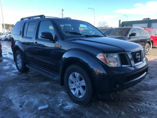 Used 2006 Nissan Pathfinder LE 4X4 7 passagers for sale in Mirabel, QC