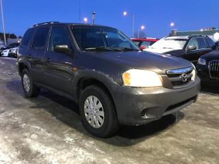 Used 2005 Mazda Tribute GX 2.3L for sale in Mirabel, QC