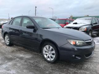 Used 2011 Subaru Impreza 2.5i AWD for sale in Mirabel, QC