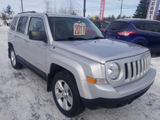 Used 2011 Jeep Patriot North 4x4 manuelle for sale in Mascouche, QC