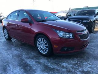 Used 2012 Chevrolet Cruze Eco for sale in Mirabel, QC