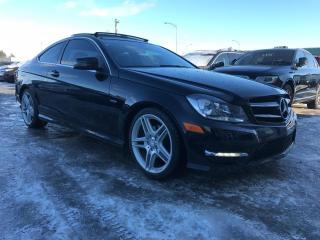 Used 2012 Mercedes-Benz C-Class C 250 RWD for sale in Mirabel, QC