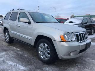 Used 2010 Jeep Grand Cherokee LIMITED 4X4 for sale in Mirabel, QC