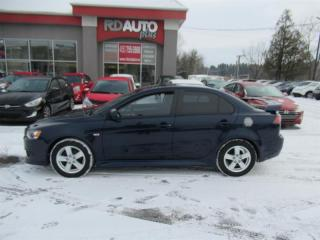 Used 2014 Mitsubishi Lancer 4dr Sdn LIMITED for sale in Notre-Dame-Des-Prairies, QC