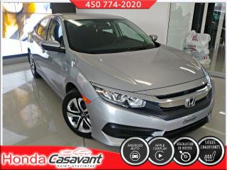 Used 2017 Honda Civic LX AUTO - WOWWW!! for sale in St-Hyacinthe, QC