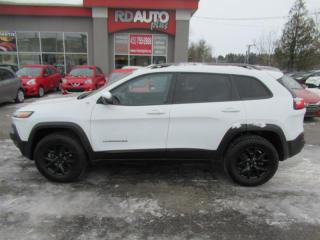 Used 2018 Jeep Cherokee Trailhawk Leather Plus 4x4 for sale in Notre-Dame-Des-Prairies, QC