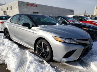 Used 2020 Toyota Camry XSE SAVE BIG ON THIS DEMO MODEL! CALL FOR DETAILS for sale in Etobicoke, ON