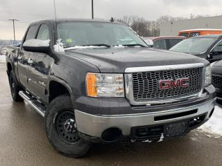 Used 2011 GMC Sierra 1500 SL 4x4 for sale in Midland, ON
