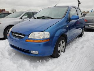 Used 2006 Chevrolet Aveo 5dr Wgn LS for sale in Scarborough, ON