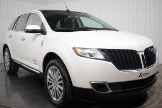 Used 2012 Lincoln MKX LIMITED AWD TOIT PANO NAV MAGS for sale in St-Hubert, QC