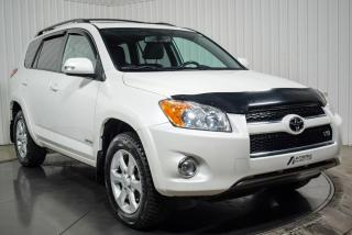Used 2012 Toyota RAV4 LIMITED V6 AWD CUIR TOIT for sale in St-Hubert, QC