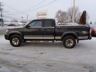 Used 2003 Toyota Tundra ACCESS CAB V8 4WD for sale in St-Félicien, QC
