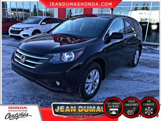 Used 2014 Honda CR-V Traction intégrale 5 portes EX-L for sale in St-Félicien, QC