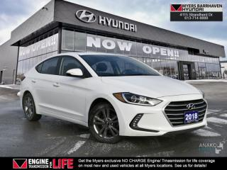 Used 2018 Hyundai Elantra GL  Test drive today!!! for sale in Nepean, ON