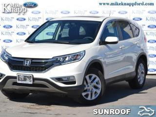 Used 2015 Honda CR-V for sale in Welland, ON