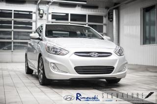 Used 2016 Hyundai Accent SE Chez Rimouski Hyundai for sale in Rimouski, QC