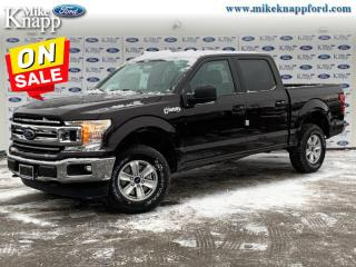 New 2020 Ford F-150 XLT  -5.0L -Trailer Tow Package - for sale in Welland, ON