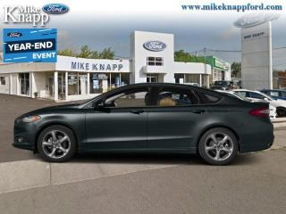New 2015 Ford Fusion SE  - Bluetooth -  SYNC for sale in Welland, ON
