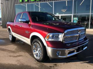 Used 2018 RAM 1500 Laramie, One Owner, Low Kilometers for sale in Ingersoll, ON