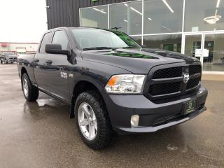 Used 2017 RAM 1500 ST, Level Kit, Low Kilometers, One Owner for sale in Ingersoll, ON