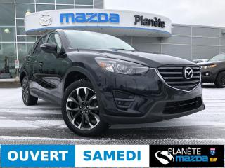 Used 2016 Mazda CX-5 GT AUTO AWD DEMARREUR TOIT CUIR MAGS for sale in Mascouche, QC