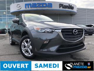Used 2019 Mazda CX-3 GS AWD AUTO MAGS AIR CRUISE BLUETOOTH for sale in Mascouche, QC