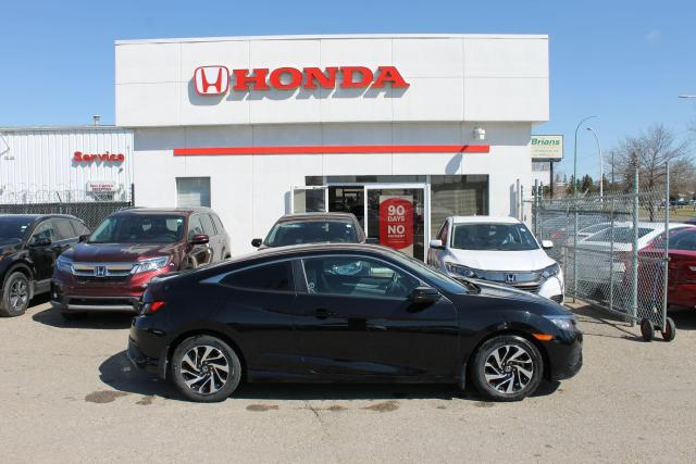 2018 Honda Civic LX 6MT COUPE EXTENDED WARRANTY