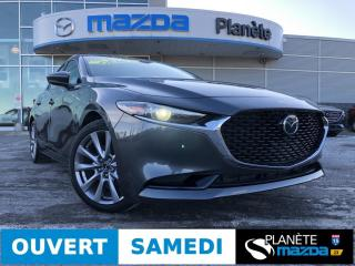 Used 2019 Mazda MAZDA3 GT AWD AUTO TOIT MAGS BLUETOOTH for sale in Mascouche, QC