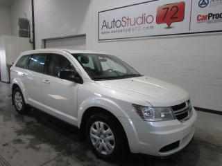 Used 2016 Dodge Journey groupe valeur Canada **CRUISE**PUSH STAR for sale in Mirabel, QC