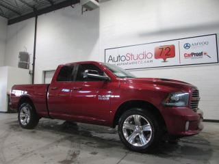 Used 2013 RAM 1500 Sport **4X4**HEMI**QUAD CAB**MAGS**NAVIG for sale in Mirabel, QC