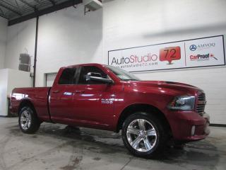 Used 2013 RAM 1500 Sport **4X4**HEMI**QUAD CAB**MAGS**NAVIG for sale in Mirabel, QC