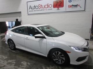 Used 2016 Honda Civic EX CVT **MAGS**TOIT**CAM RECUL**SIEGES C for sale in Mirabel, QC