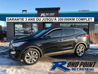 Used 2013 Hyundai Santa Fe Sport Se 2.0l awd for sale in Plessisville, QC
