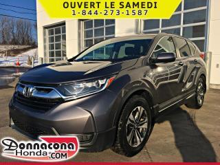 Used 2017 Honda CR-V LX *GARANTIE 10 ANS / 200 000 KM* for sale in Donnacona, QC