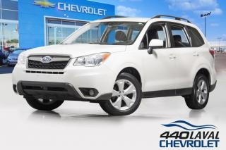 Used 2015 Subaru Forester AWD COMMODITÉ sièges chauffants caméra de recul for sale in Laval, QC