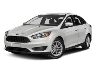 Used 2017 Ford Focus SE for sale in Winnipeg, MB