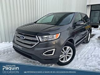 Used 2016 Ford Edge Sel Cuir for sale in Rouyn-Noranda, QC