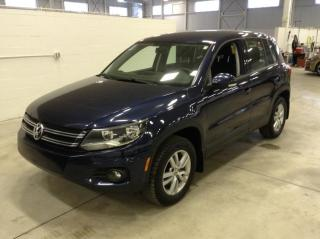 Used 2015 Volkswagen Tiguan 2.0 TSI for sale in Longueuil, QC