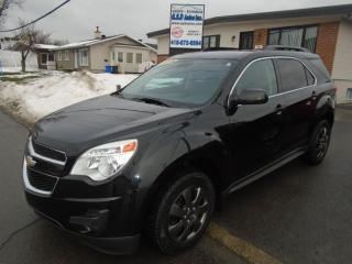 Used 2014 Chevrolet Equinox LT for sale in Ancienne Lorette, QC