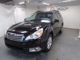 Used 2011 Subaru Outback 2.5i Prem for sale in Ancienne Lorette, QC