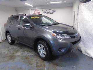 Used 2014 Toyota RAV4 LE for sale in Ancienne Lorette, QC